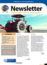 April 2016 Issue/Uitgawe 44